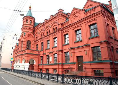 Главное зданеи ПСТГУ